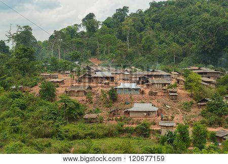 Hmong Mountaineer Village