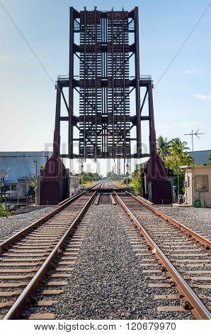 Fort Lauderdale Railway Drawbridge