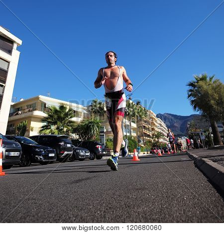 One Runner Runs