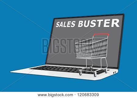 Sales Buster Concept