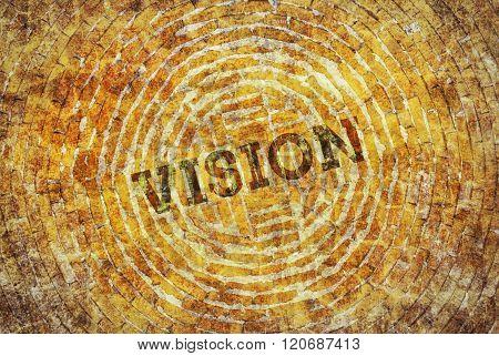 Single Word Vision