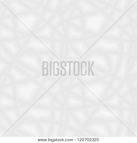 Seamless Vector Pattern. Stylish Background With Chaotic Blurred Lines