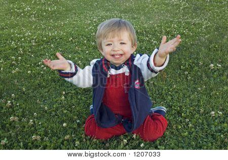 Baby Boy'S Smile