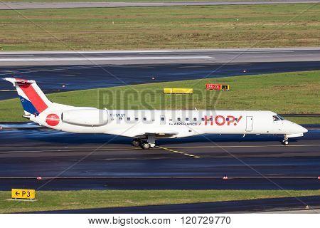 Embraer Erj-145 Hop! Airline