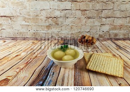 Matzoh Ball Soup Matzo Matzah