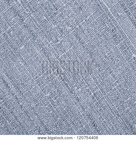 Furniture Upholstery Grey Fabric As Background. Abstract Texture