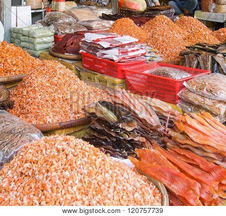 Fish Market Detail