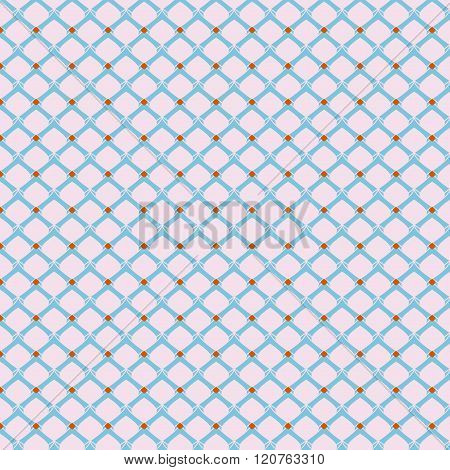 waves dots pattern
