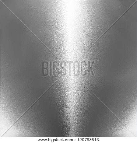 Silver chrome metal texture background