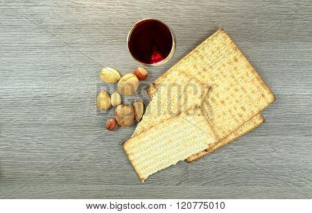 Matzoh Jewish Passover Bread Torah