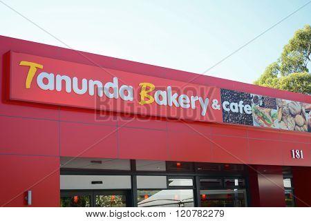 Tanunda Bary And Cage At Barossa Valley.