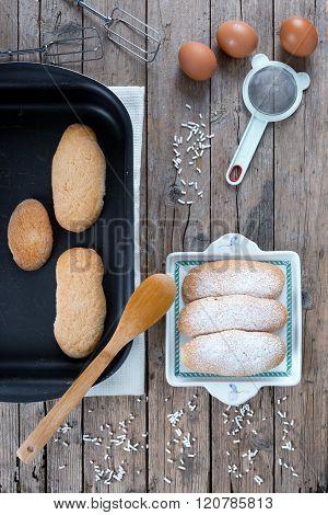 Ladyfingers Bake