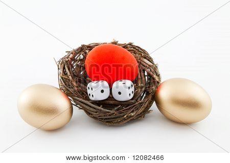 Risking The Nest Egg