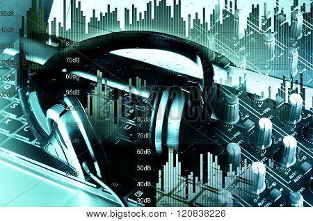 Digital Music Concept