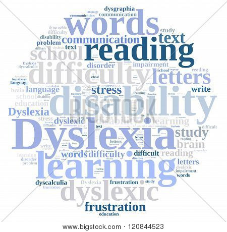 a study on the disorder dyslexia Dyslexia disorder 1 scope of the literature review dyslexia continues to be a subject of intensive research the study of dyslexia.
