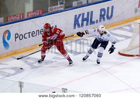 Matthew J. Gilroy (97) Vs Mikhail Fisenko (11)