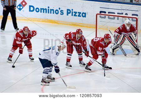 A. Kirillov (63), Levitskiy (80) And A. Gorshkov (61)