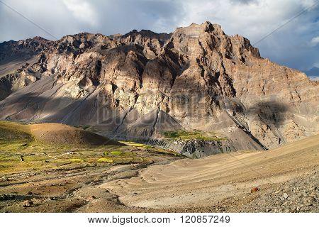 Photoksar Village - Zanskar Trek - Ladakh - India