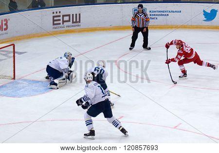 S. Shmelyov (96) Attack