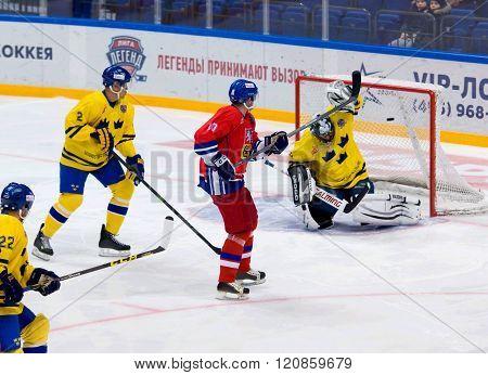 Pavel Patera (10) Score