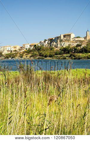 Bages, Village Near Narbonne