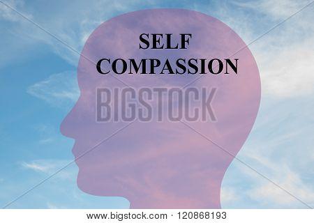 Self Compassion Concept