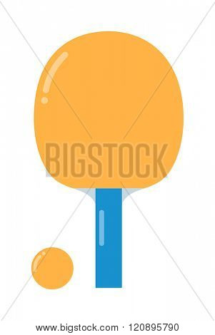 Table tennis vector illustration. Table tennis isolated on white background. Table tennis vector icon illustration. Table tennis isolated vector. Table tennis silhouette