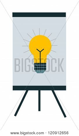 Idea concept vector illustration
