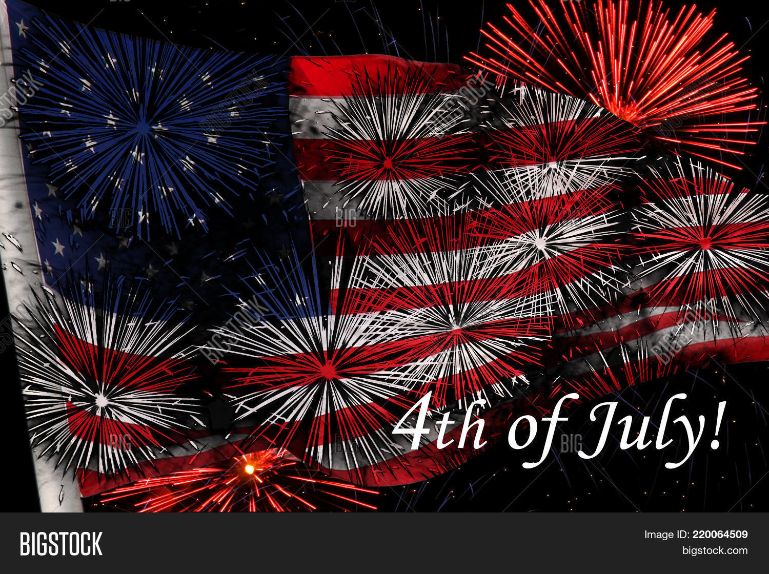 united states flag fireworks background for usa independence day fourth of july celebrate