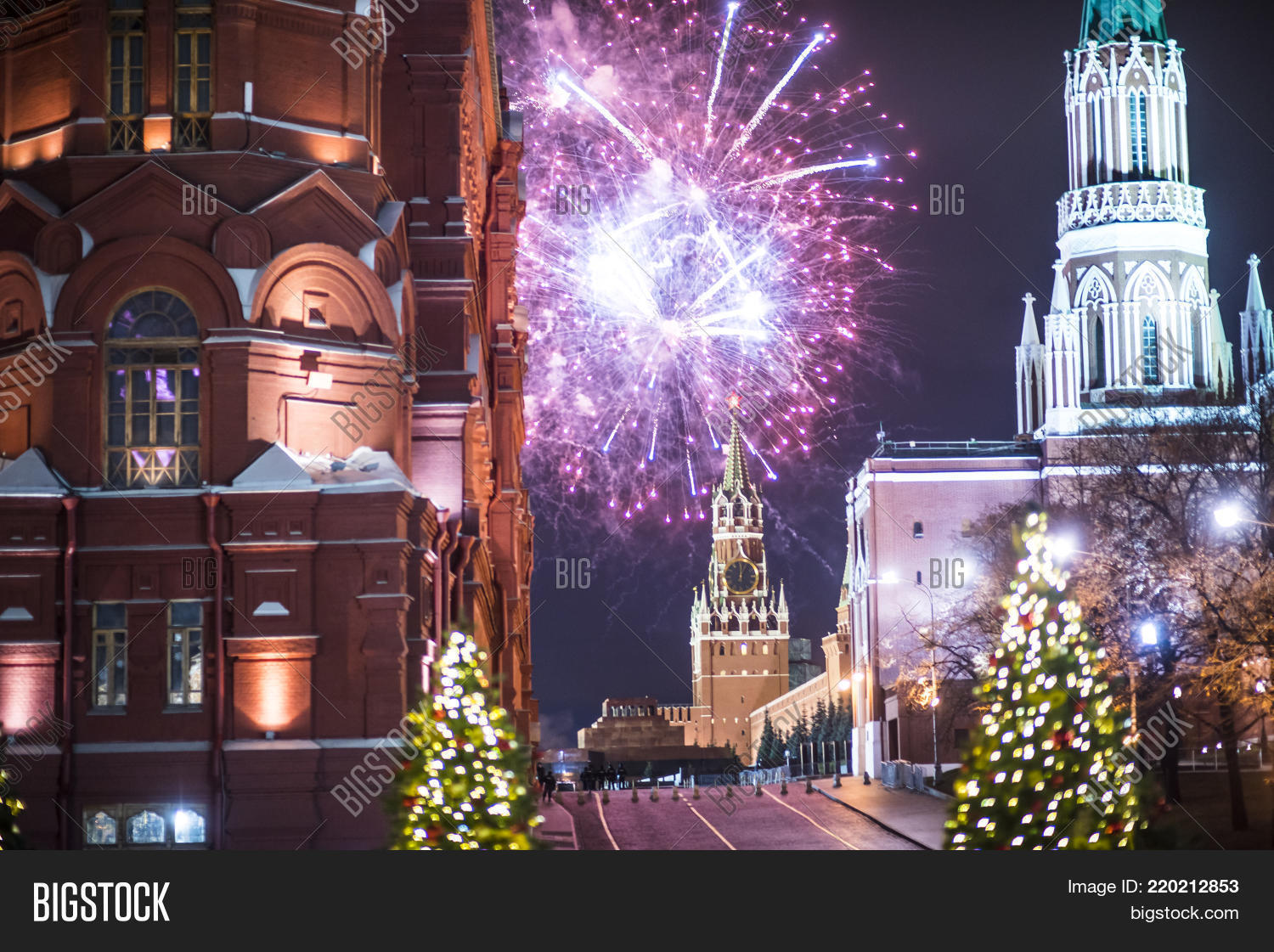 Weather for New Year in Moscow 2018 63