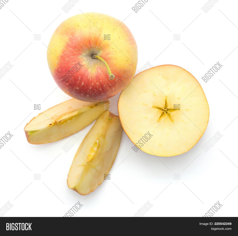 Sliced Apples Evelina Image Photo Free Trial Bigstock