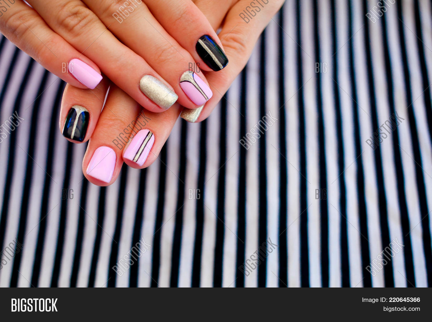 Natural Nails, Gel Image & Photo (Free Trial) | Bigstock
