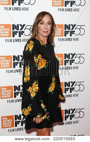 NEW YORK-OCT 1: Actress Elizabeth Marvel attends