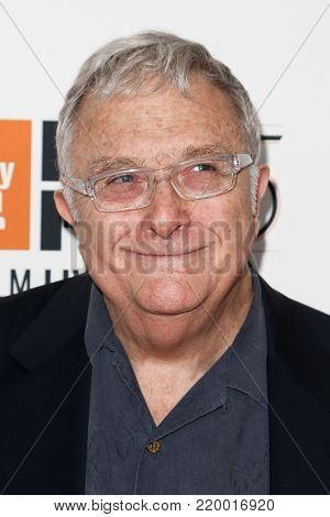 NEW YORK-OCT 1: Composer Randy Newman attends the screening of
