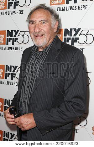 NEW YORK-OCT 1: Actor Judd Hirsch attends the screening of