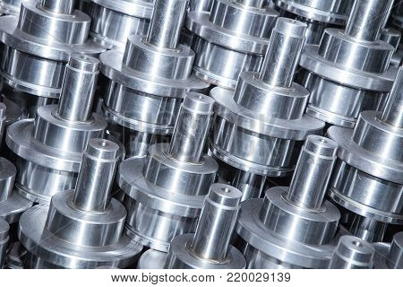 Real stainless steel gears for valve gearboxes