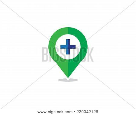 is a symbol related to health, care, illness, treatment and hospital