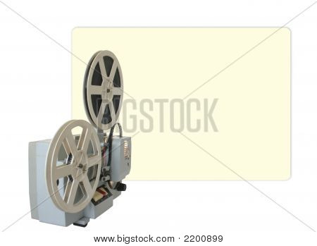 Cinema On The Wall
