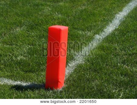 Football Endzone Marker