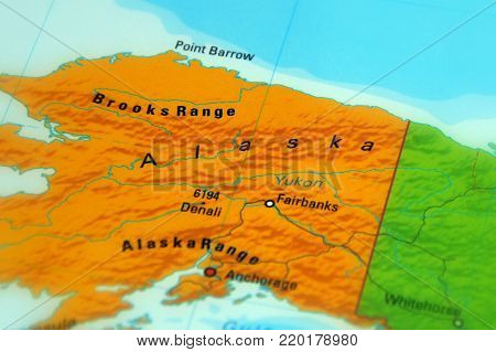 Alaska, is a U.S. state located in the northwest extremity of North America.