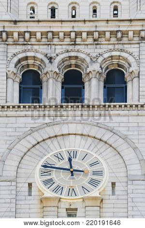 Washington DC - Old Post Office Building clock tower