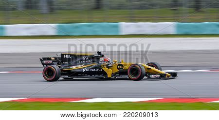 Fernando Alonso Of Mclaren Honda Formula 1 Team