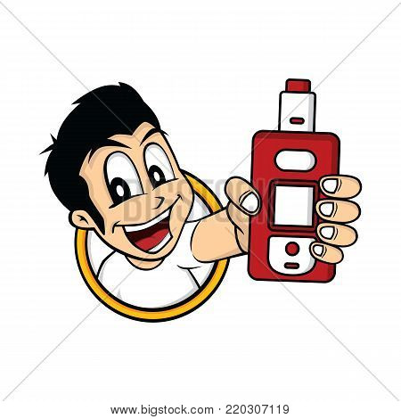 Vaporizer Electric Cigarette Vapor Mod - Vape Life