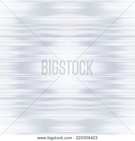 Light rays on abstract geometric colorful backdrop. Futuristic technology background. Shiny striped pattern on silver grey abstract background. Aurora borealis vector illustration. Seamless pattern.