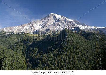 South Side Of Mount Rainier