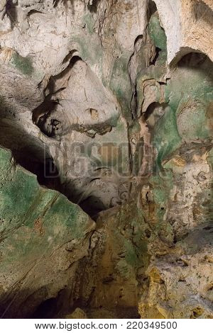 Curacao Netherland Antilles Caves Pictures