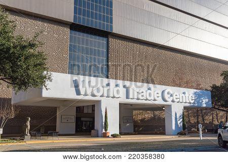 The World Trade Center Dallas Or Market Center