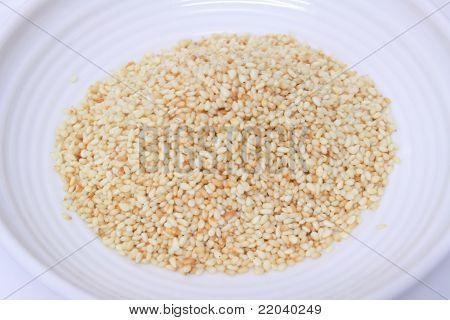 White Sesame