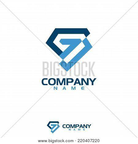 G letter logo design vector illustration template, G letter logo vector, creative Letter G letter logo, letter g logo concept. Vector illustration EPS.8 EPS.10