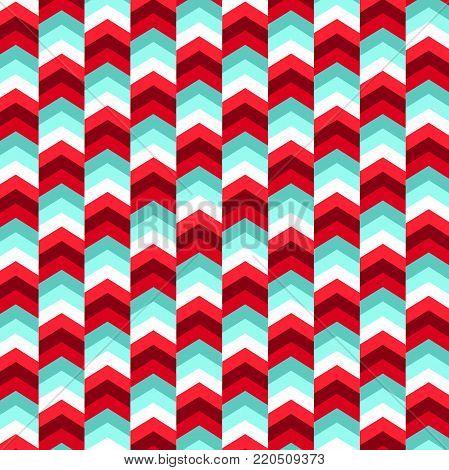 Geometric colorful pattern. Holiday background. Holidays pattern